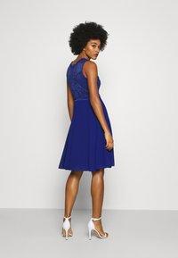 WAL G. - SKYLAR DRESS - Suknia balowa - electric blue - 2