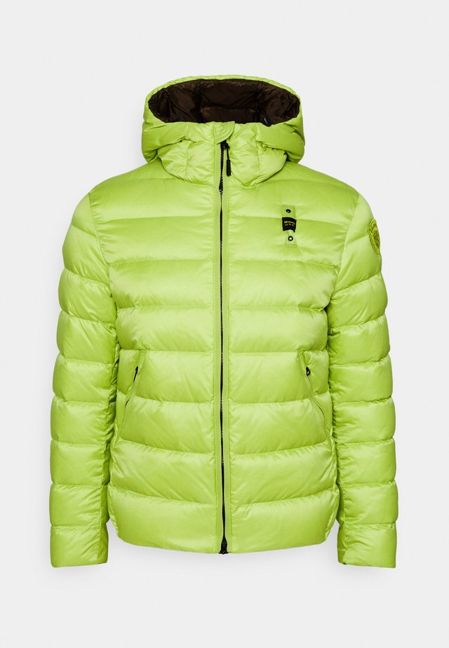 GIUBBINI CORTI IMBOTTITO - Down jacket - poison green