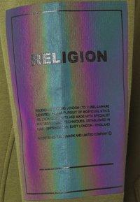 Religion - PLAIN HOODY - Hoodie - dark olive - 2