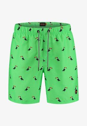 TUCAN - Short de bain - neon green