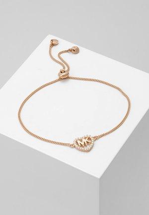 HEARTS - Bracelet - rose gold-coloured