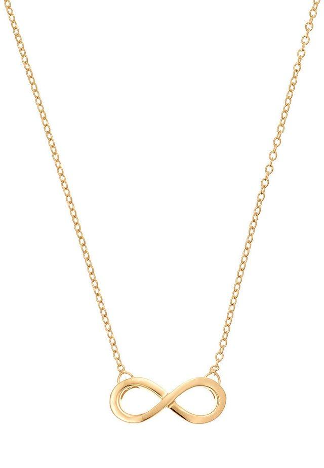 Halskette - gelb