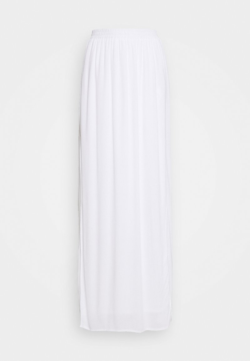 Missguided Tall - SKIRT - Maxi sukně - white