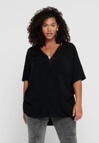ONLY Carmakoma - Blouse - black - 0