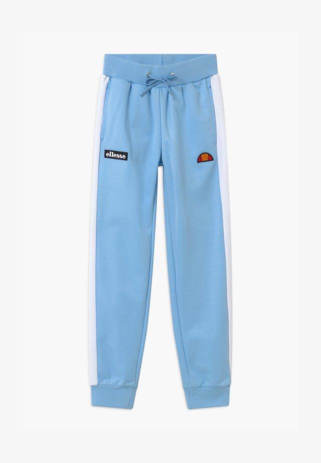 TERSINO - Pantalon de survêtement - light blue