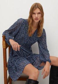 Mango - PASLY - Day dress - blau - 3