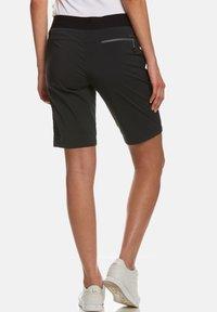 Jeff Green - MINA - Outdoor shorts - black - 2