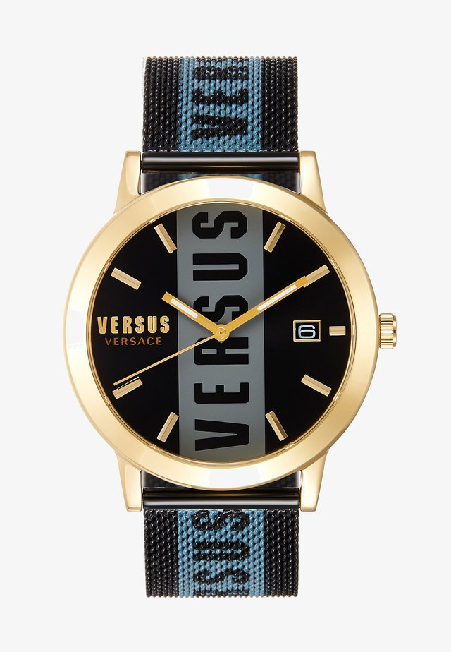 BARBES - Uhr - black/gold-coloured