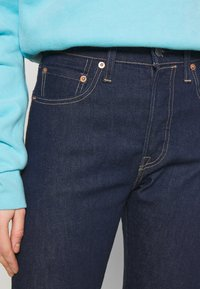 Levi's® Made & Crafted - 501 CROP - Jean droit - raw indigo - 3