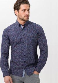 BRAX - STYLE DANIEL - Shirt - dark blue - 0