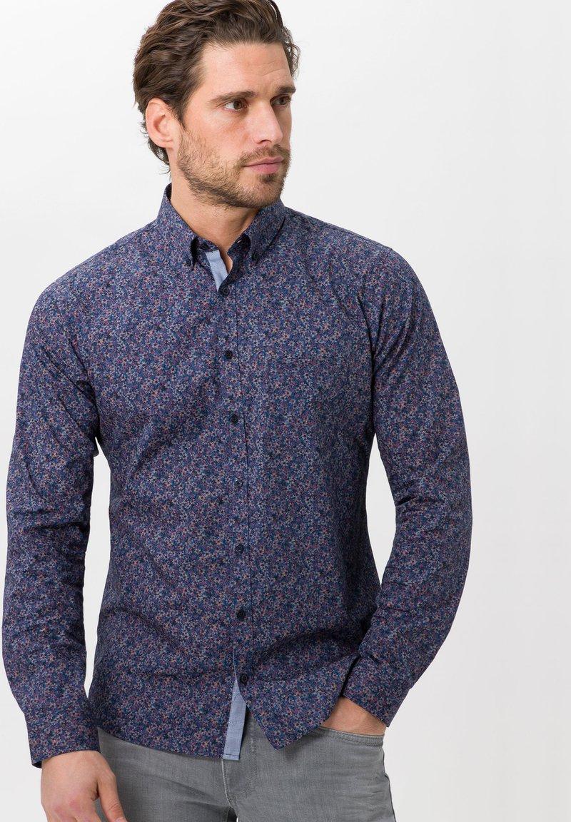 BRAX - STYLE DANIEL - Shirt - dark blue