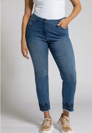 Bootcut jeans - bleu