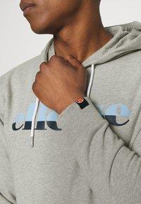 Ellesse - ELIANO - Print T-shirt - grey - 3