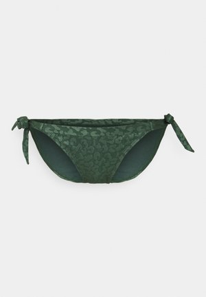 TONAL LEO CHEEKY - Bikini bottoms - khaki