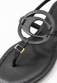 Coach - JERI - T-bar sandals - black - 2