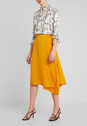 SADIE SKIRT - A-Linien-Rock - golden glow