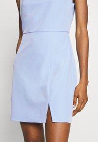 Fashion Union - DICSO DRESS - Day dress - blue - 5