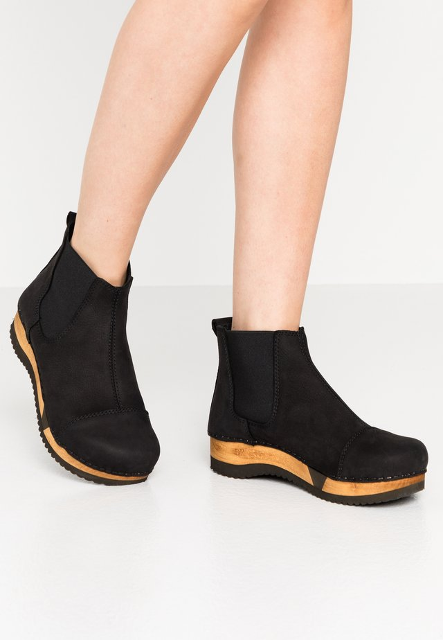 RULLO SPORT FLEX - Ankle boots - black