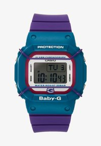 BABY-G - Digital watch - lila/grün - 1