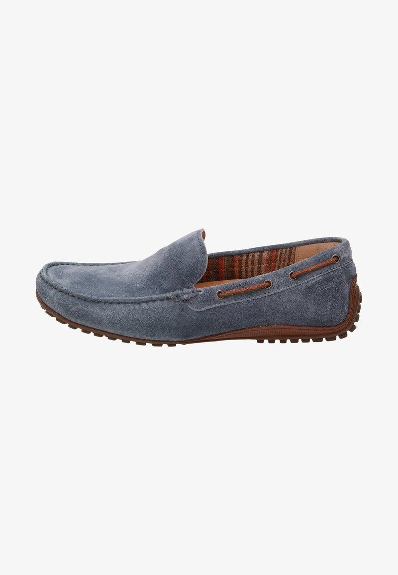 Sioux - Chaussures bateau - blau