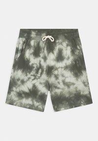 Cotton On - HENRY SLOUCH 2 PACK - Teplákové kalhoty - swag green/steel - 2