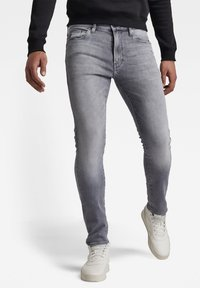 G-Star - LANCET  - Jeans Skinny Fit - sun faded glacier grey - 0