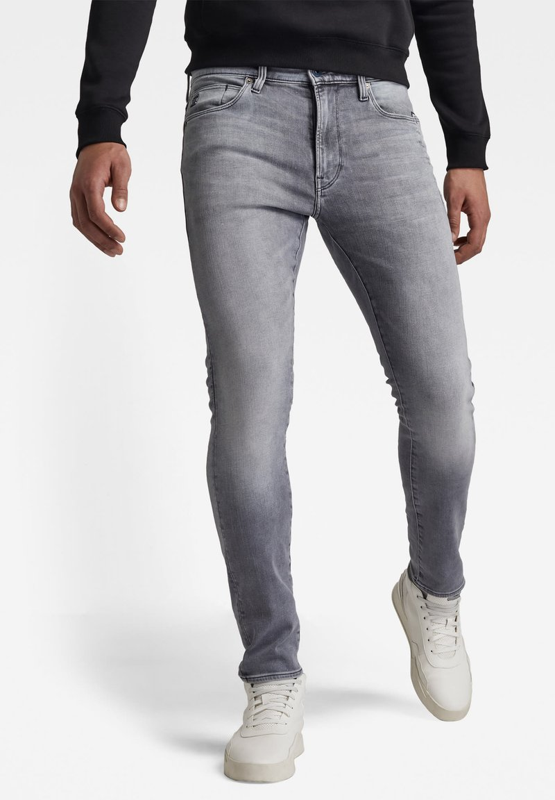 G-Star - LANCET  - Jeans Skinny Fit - sun faded glacier grey
