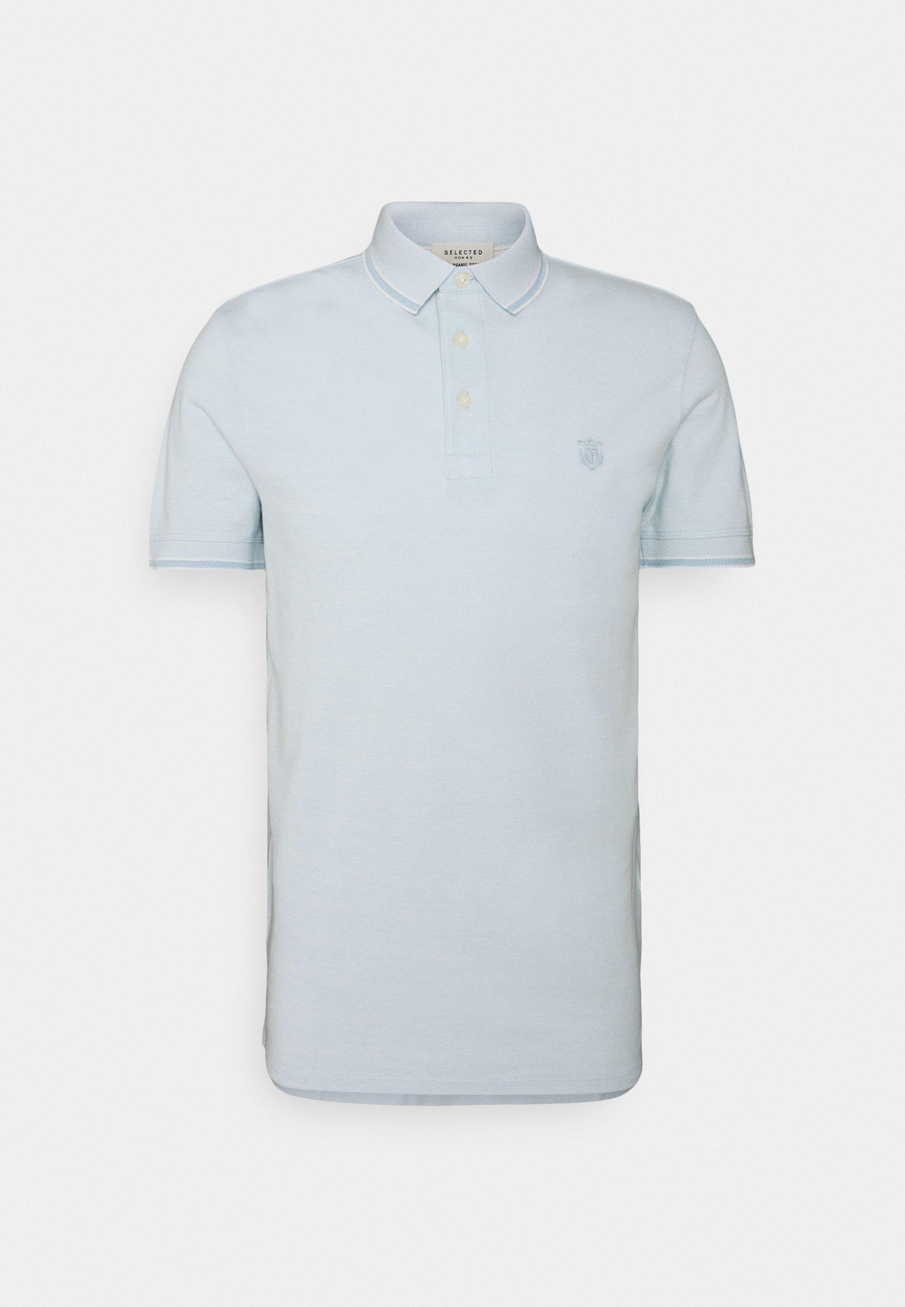 Men SLHTWIST  - Polo shirt