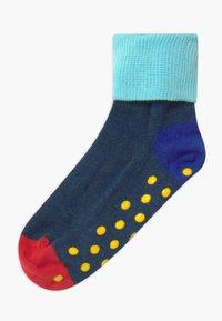 Happy Socks - KIDS BIG DOT 4 PACK - Socks - blue - 1