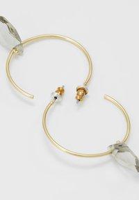 Pilgrim - EARRINGS SKULD - Earrings - gold-coloured - 2