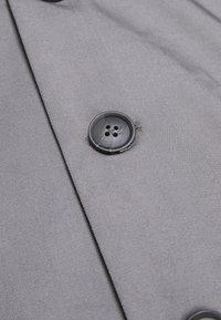 Newport Bay Sailing Club - TRANS COAT - Short coat - grey - 9