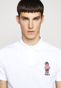 Polo Ralph Lauren - BASIC - Polo - white - 8