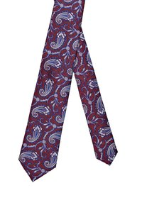 Eton - Tie - red/multi-coloured - 3