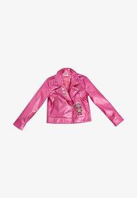 L.O.L. SURPRISE - Faux leather jacket - pink - 0