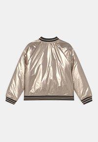IKKS - BLOUSON - Winter jacket - noir/gold - 1