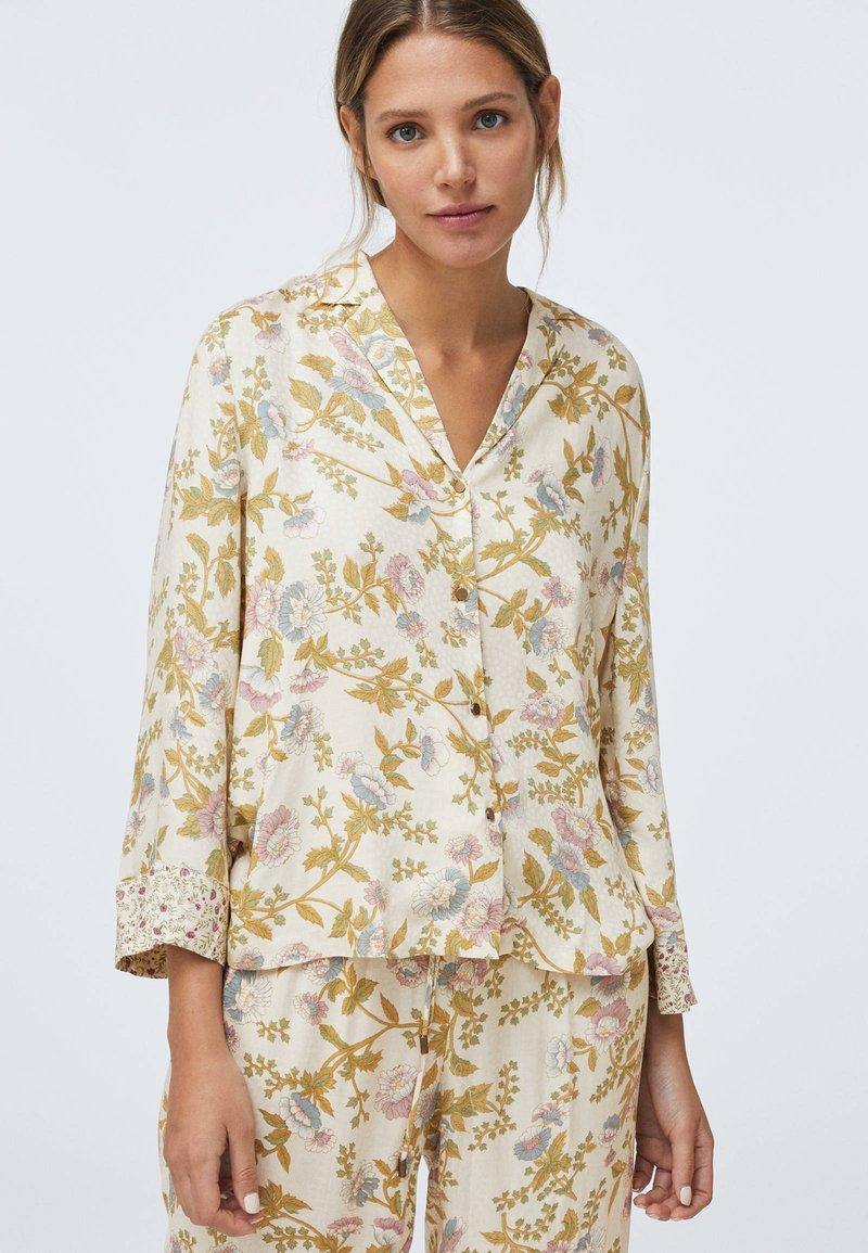 OYSHO - Nattøj trøjer - beige