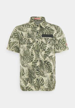 Camisa - military/black