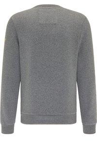 Schmuddelwedda - Sweatshirt - grau melange - 1