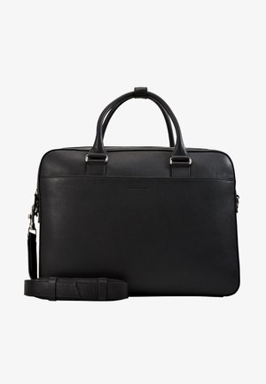 BURIN - Briefcase - black