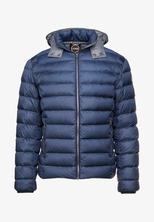 MENS JACKETS - Gewatteerde jas - navy blue
