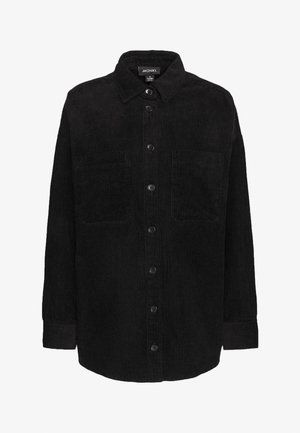 CONNY  SHIRT - Paitapusero - black dark svart