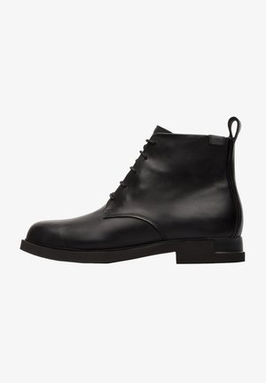 IMAN  - Lace-up ankle boots - schwarz