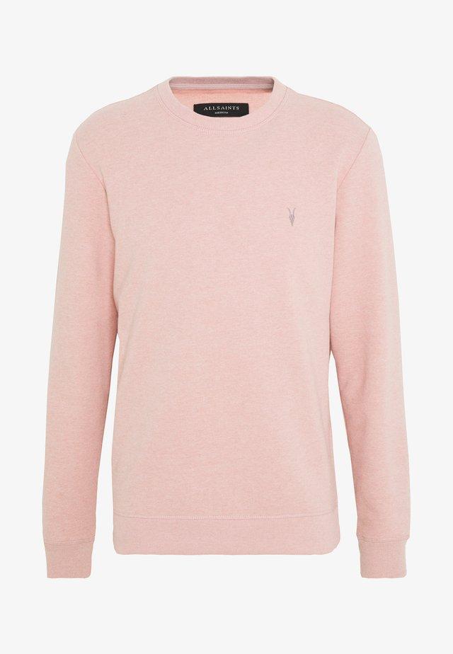RAVEN CREW - Sweatshirts - lemonade pink marl