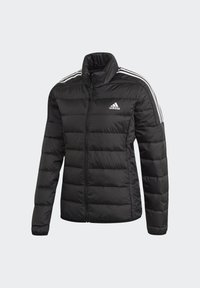 adidas Performance - ESSENTIALS PRIMEGREEN OUTDOOR DOWN - Down jacket - black - 9