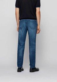 BOSS - Straight leg jeans - blue - 2