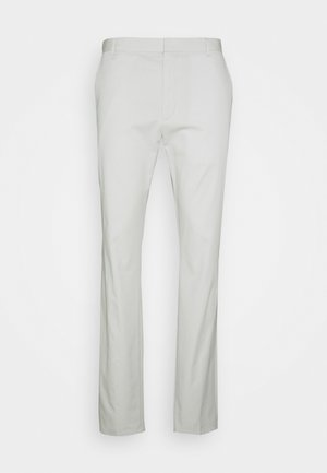 HELDOR - Suit trousers - natural