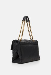 Kurt Geiger London - KENSINGTON SOFT BAG - Torebka - black - 1