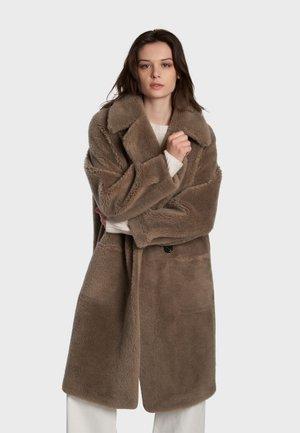 IMPERATRICE - Winter coat - brown