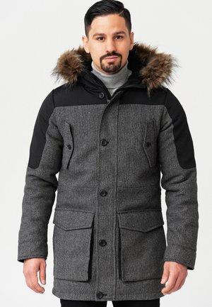 Abrigo de invierno - lt grey mix
