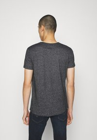 edc by Esprit - GRIND - T-shirt basic - anthracite - 2